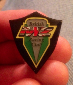BMZRC badge pin