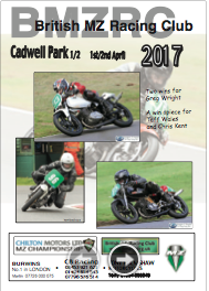 Cadwell Pk newsletter April 2017